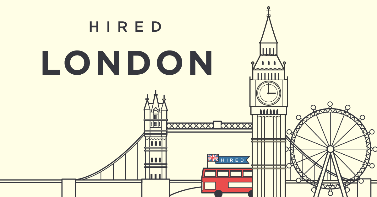HIRED enters the European Market with the opening of London Office